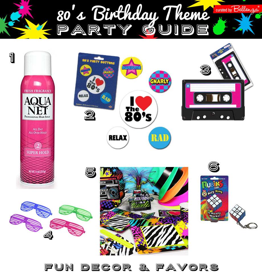 40th birthday bash
