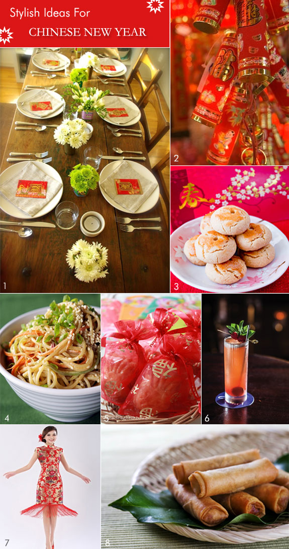 A Chinese New Year Bridal Shower with a Modern Flair ...
