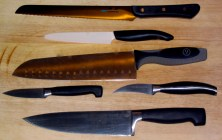 igh-quality stainless steel knifes