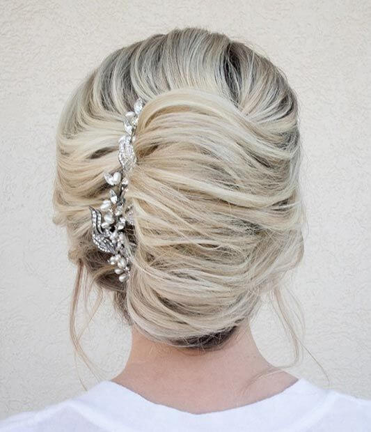 25 Fabulous French Twist Updos Stunning Hairstyles With