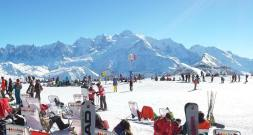 Flaine Grand Massif Mont blanc