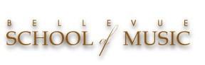 Bellevue School of Music Logo