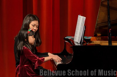 Piano Lessons - Bellevue School of Music