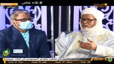Photo of لقاء خاص مع الدكتورالشيخ الخليل النحوي – قناة الساحل