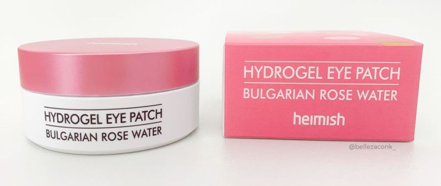 review Heimish Bulgarian Rose Water Hydrogel Eye Patch 2