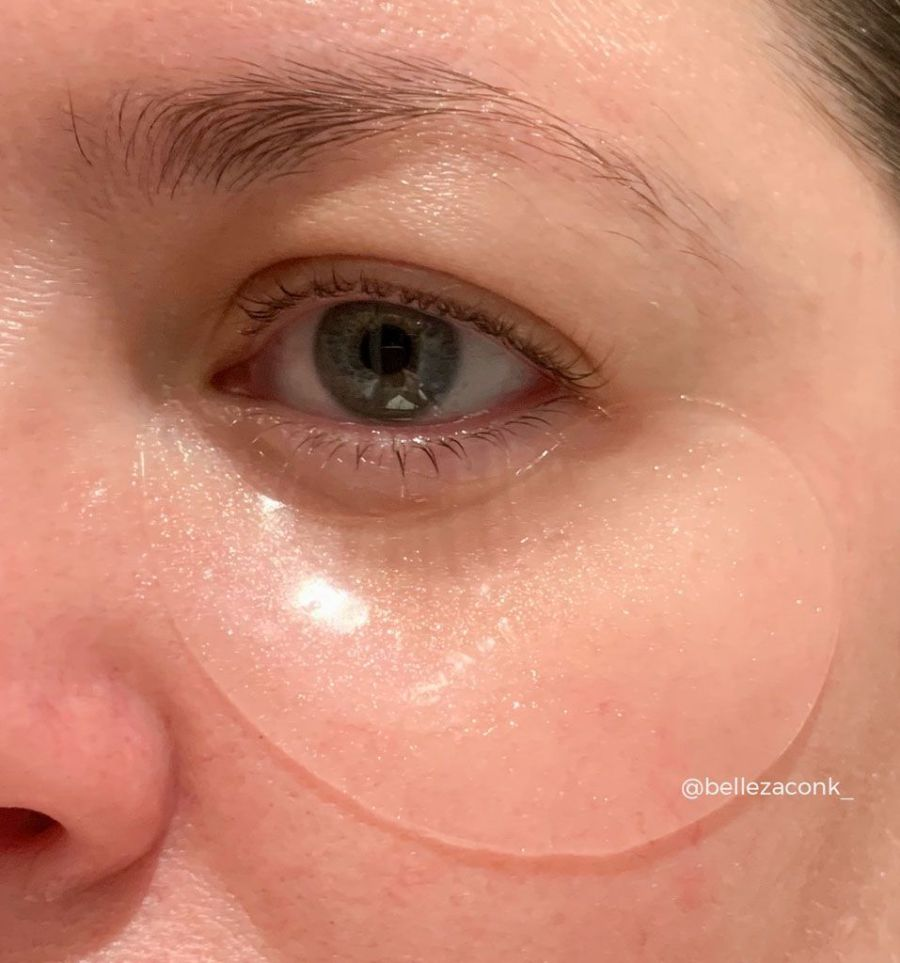 review Heimish Bulgarian Rose Water Hydrogel Eye Patch 7