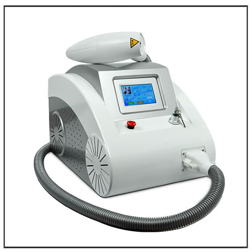 Q Switch Nd Yag Laser Tattoo Removal Machine BLS903