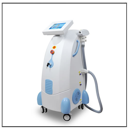 Professional Removal Tattoo Q Switched Nd Yag Laser Machine