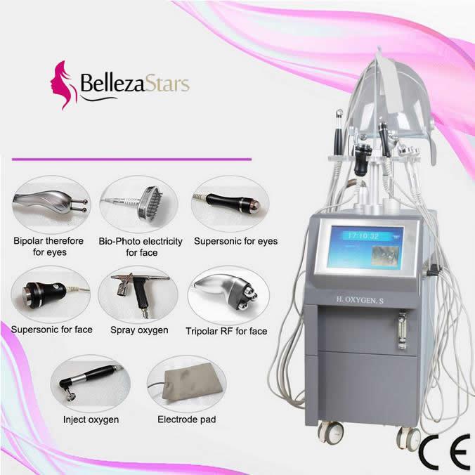 Multifunctional Pure Oxygen Beauty Machine Treatment