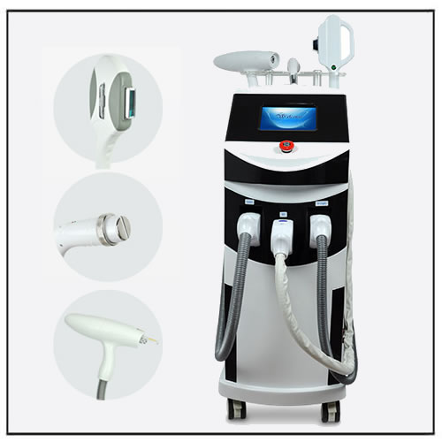 SHR YAG RF Multifunctional Beauty Machine