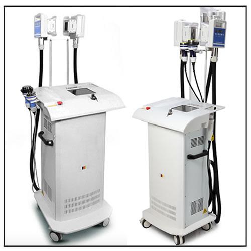 Cryotherapy Freezing Ultrasonic Cavitation Multipolar RF Slimming Machine