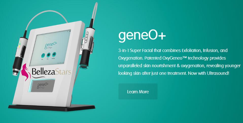 GeneO+ smart-touch platform