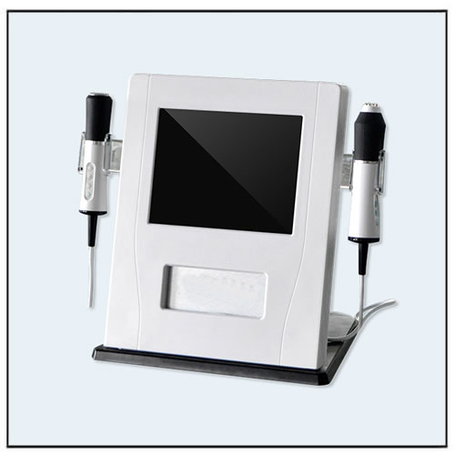 OxyGeneo Ultrasound TriPollar 3 In 1 Super Facial Machine