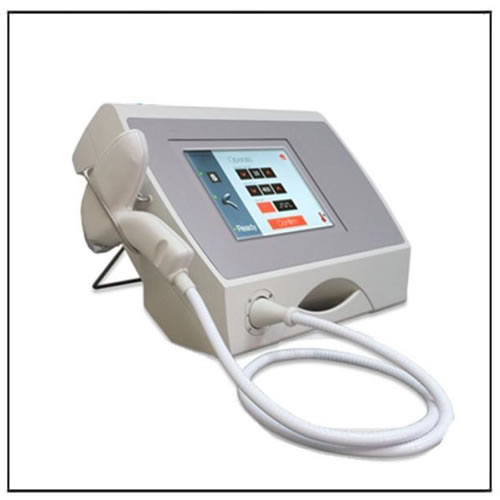 Tixel Fractional Machine For Acne Scar Removal