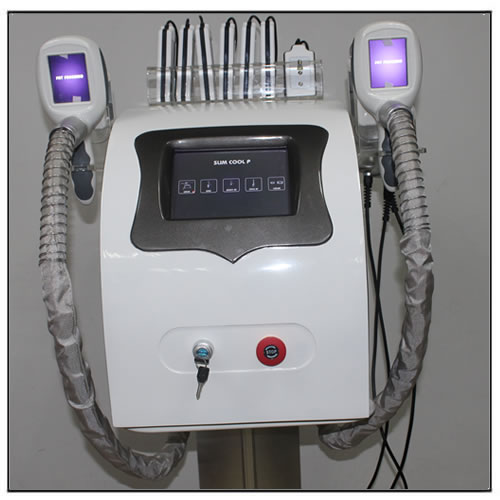 Lipolaser Cryolipolysis Cavitation RF Machine for Body Slimming