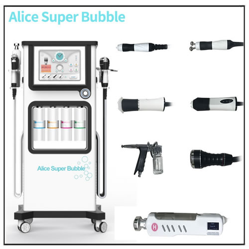 Multifunction Facial Skin Care Water Oxygen Jet Peel Machine