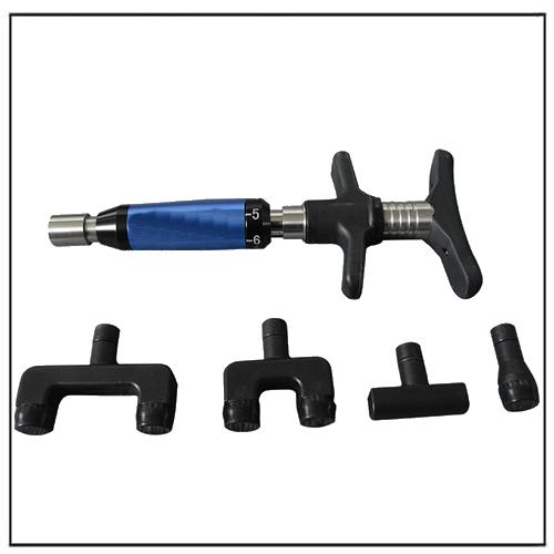 Manual Chiropractic Adjusting Tool Gun