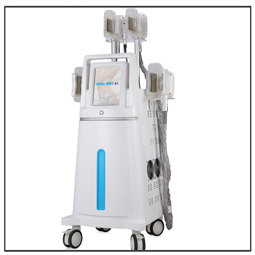 4 Cryo Handles Liposuction Cryolipolysis Equipment