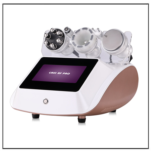 Ultrasonic Cavitation RF Vacuum Cellulite Remover Device