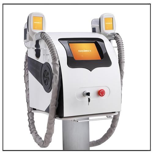 2 Handles Portable Body Slimming Cryo Liposuction Device