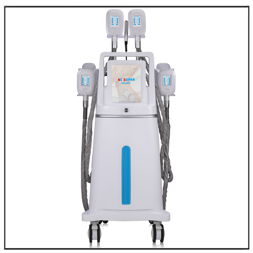Highly Effective Cavitation Cryolipolysis Laser RF Fat Removal Equipment