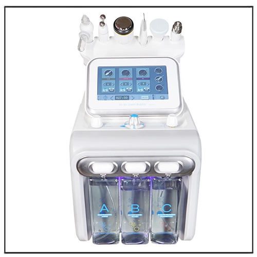 Hydro Dermabrasion Oxygen H2 O2 Small Bubble Machine