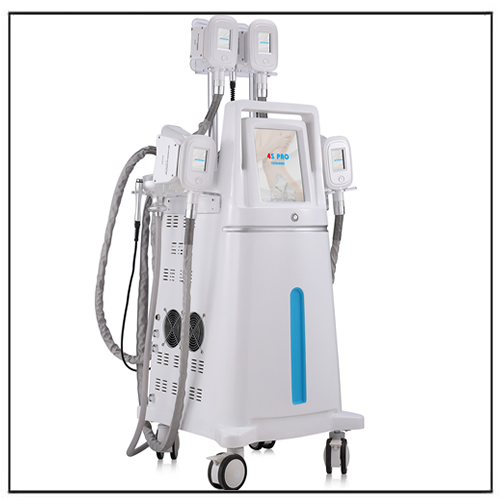 Stand Criolipolisis Cavitation RF Body Slimming Equipment