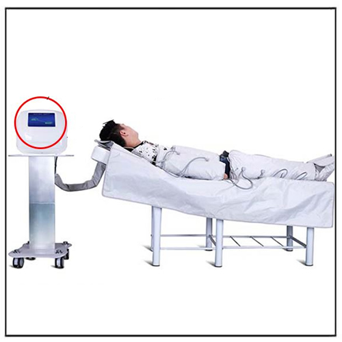 Far Infrared Ems Therapy Lymphatic Drainage Vacuum Pressotherapy Equipment
