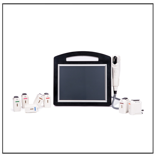 12 Lines 4d Hifu Face Lift Machine with 2 Modes
