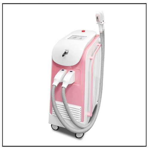 Multifunctional IPL OPT SHR Hair Removal Machine