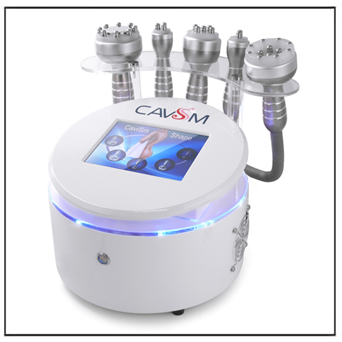 5 in1 RF Cavitation Slimming Ultrasound Therapy Cavism Machine