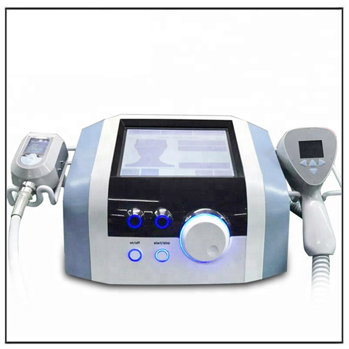 Focused Ultrasound Monopolar RF Beauty Device