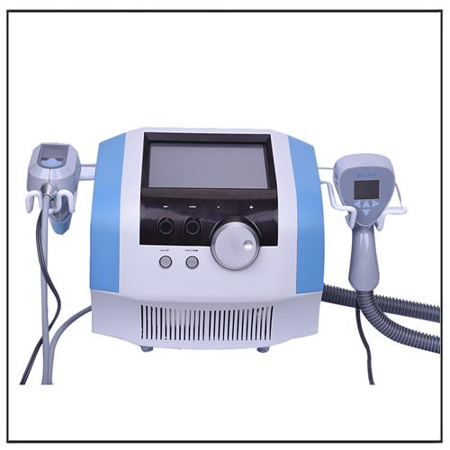 Monopolar RF Ultrasound Facial Body Slimming Machine