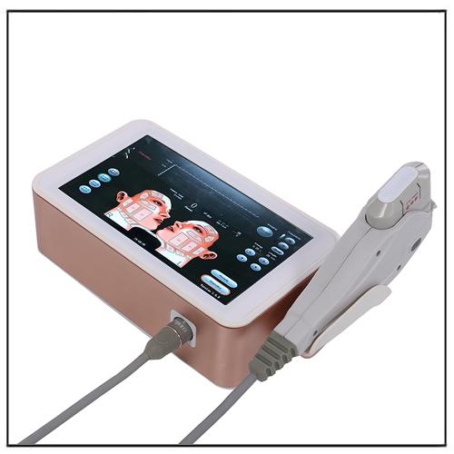 3D Ultrasonic Hifu Beauty Instrument