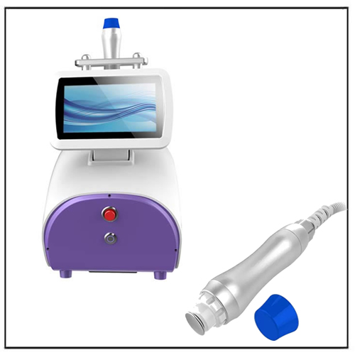 Radial Shock Wave Cellulite Elimination Beauty Machine