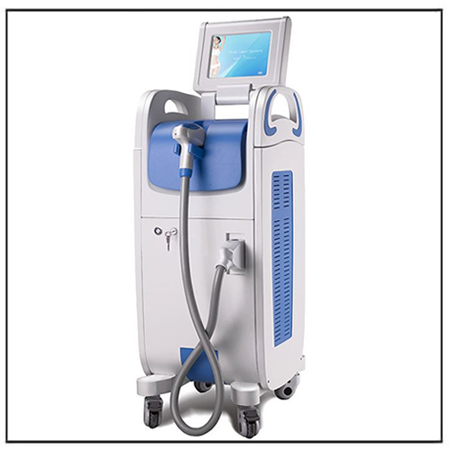Soprano Ice Laser Foot Depilation Beauty Machine
