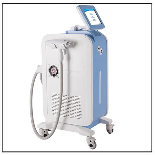 IPL+E-light+RF+NdYag Laser Multiple-function Beauty Instrument