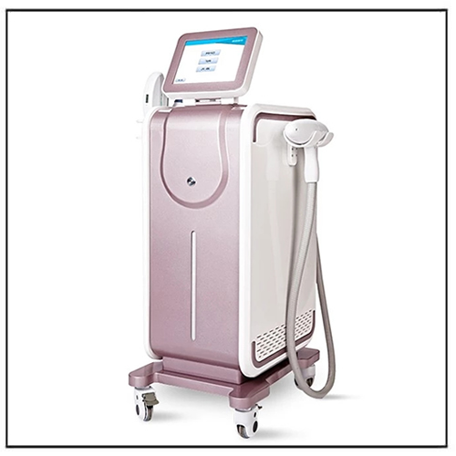 OPT Elight IPL RF YAG Laser Salon Machine
