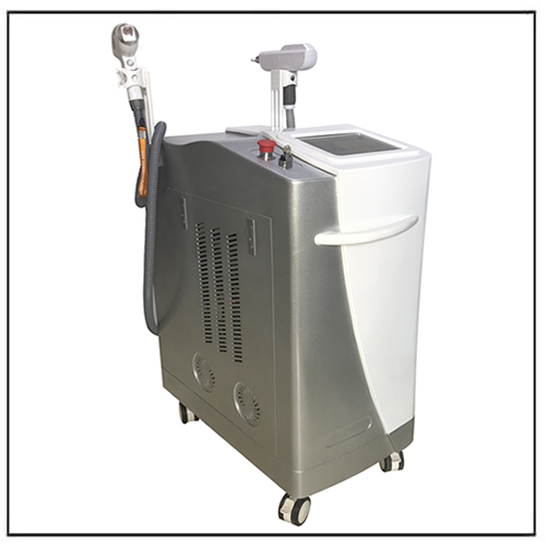 Multifunction ND-YAG Laser + 808 Diode Laser Machine for Hair Removal and Tattoo Removal