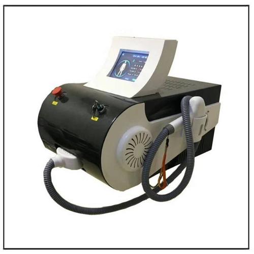 Portable Permanent Hair Removal Skin Rejuvenation Alexandrite Machine