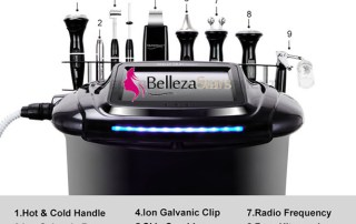 Face Lift RF Ultrasound Multi-Function Beauty Equipment Handles