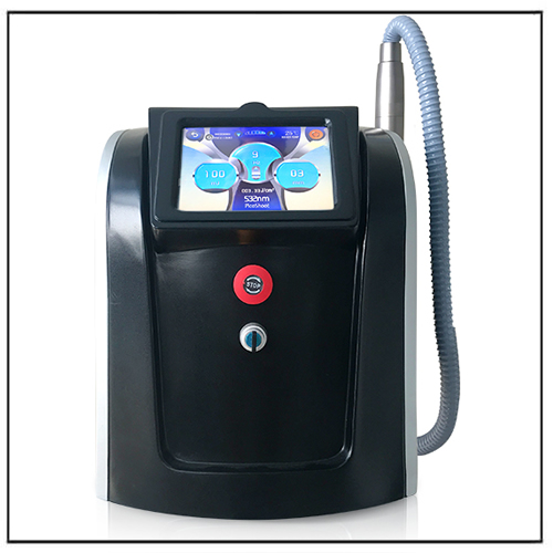 High Peak Power Pico Laser Tattoo Removal Machine