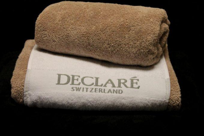 Declaré handdoek