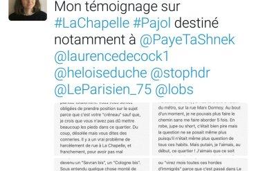 Témoignage d'une journaliste de gauche écœurée par l'omerta féministe autour de La Chapelle-Pajol