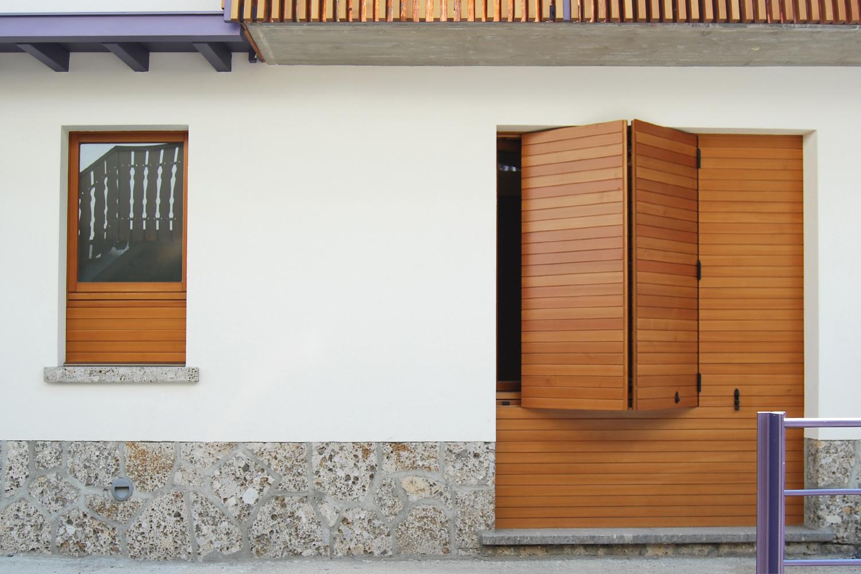 casa ip: progetto di architettura e interior per la realizzazione di un nuova abitazione plurifamiliare a Castione della Presolana