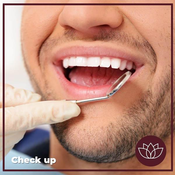 Dentist check up Solihull