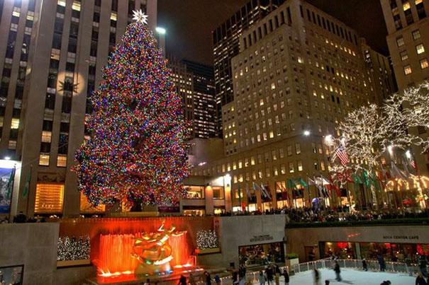 Merry Christmas New York City Slideshow Bellissima