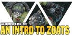 Warhammer 40K Lore: What The Heck Is a Zoat?