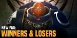 Goatboy's Warhammer 40K: FAQ Winners and Losers