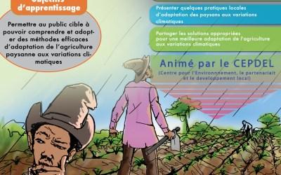 MOOC Agriculture paysanne et changements climatiques